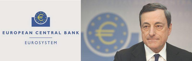 Mario Draghi ประธานธนาคารกลางยุโรป
